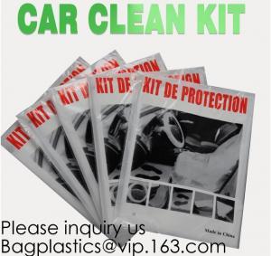 Cheap AUTO PROTECTIVE CONSUMABLES,PAINT MASKING FILM,TIRE BAGS,CAR DUST COVER,AUTO CLEAN KIT,DROP CLOTH,PA for sale