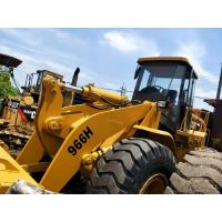 Cheap used machinery used /second hand loader caterpillar 966h /966f/ 966g for sale for sale