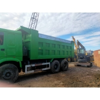 Cheap USED HOWO TRUCK TIPPER FOR SALE for sale