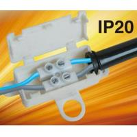 Buy cheap IP20 Mini Junction Box With Terminal For Lamp Fitting from wholesalers