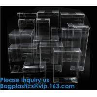 Cheap PLASTIC BOX, CLEAR BOX, PET BOX, PP BOX, PVC BOX, ROUND SHAPE BOX, PLASTIC CASE, BOX WITH HANGER for sale