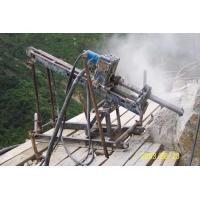 Cheap Rock Anchor Drilling Rig / Hydraulic Drill Machine For Railway Depth 30m for sale