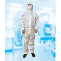 Cheap Lightweight Disposable Isolation Gown , Disposable Non Woven Isolation Gown for sale