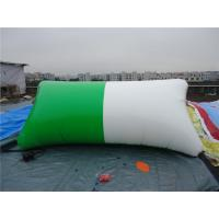 Crazy Inflatable Blob Jump Water Toys / Inflatable Water Parks for Ocean or Lake