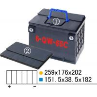 Buy cheap Plastic Battery Mould For 6-QW-65C PP Automobile battery from wholesalers