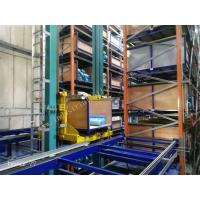 Cheap Chain Slat Conveyor Light Weight Automated Storage And Retrieval System Multi Levels Storage for sale