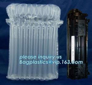 Cheap Durable plastic air bag inflatable pillow beach air bag, Locked air with inflatable packaging, air cushion bubble films, for sale