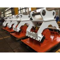 China Vibratory Rammer Hydraulic Compactors For Excavators NM400 + Q345B Material on sale