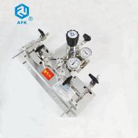 China high pressure changeover gas pressure regulator valve adjustable on sale