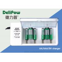 Cheap 6F22 Rechargeable Battery Charger For Flashlight Batteries 18650 for sale