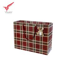 China 2019 Free samples High quality paper bag cheap shopping bag decorative brown paper bags with handle package bag on sale
