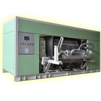 Cheap Rotating Paper Egg Tray / Egg Carton Making Machine , Pulp Moulding Machine for sale