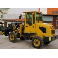 China ZL08F Classic Style Garden Front End Wheel Loader Electrical starting engine on sale