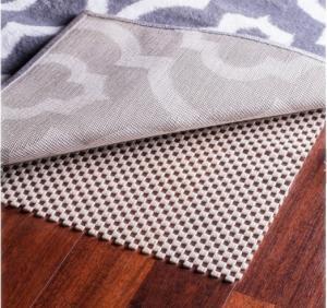 Cheap Environmentally Friendly PVC Non Slip Mat 420g 2m x 3m Extra Long Carpet Underlay for sale