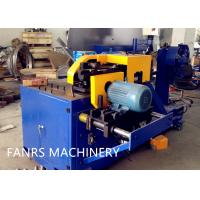Cheap CE Spiral Tube Forming Machine / Round Duct Elbow Making Machine for sale