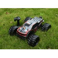 China 1/10th 2.4 GHz Brushless Electric RC Cars Off Road 4000MAH LiPo Battery on sale