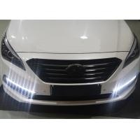 Cheap 2015 2016 Hyundai Sonata  LED Fog Lamps Automotive Daytime Running Lights for sale
