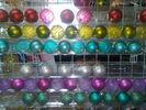 Colorful Beautiful Gorgeous Hanging Ball Tinsel Personalized Christmas Decoration