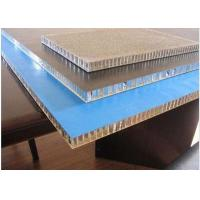 Cheap Aluminum Honeycomb Panels PE/PVDF/POWDER Coating For Curtain Wall Decoration for sale