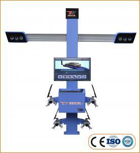 """Cheap 533cm Wheelbase 26"""" Rim 3D Wheel Alignment Machine T50 for sale"""