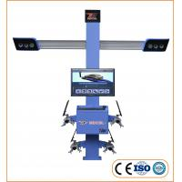 Cheap Four Wheel Drive 0.64cm Track Tyre Alignment Machine for sale