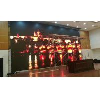 Cheap Black face SMD2020 Led Video Screen Rental 500 * 500 MM Front Access for sale