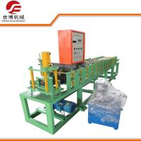 China Portable Steel Door Frame Making Machines Easy Move For Door Decoration on sale