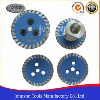 Cheap 50mm  75mm Diamond Stone Cutting Blades with M14 Flange for Granite Cutting and Carving for sale