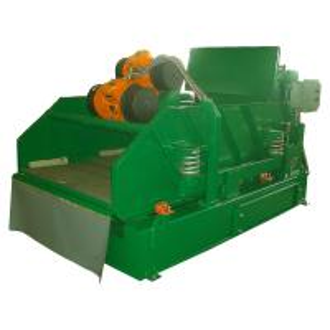 2100kg Mud Control Equipment , Anti Erosion Linear Motion Shale Shaker
