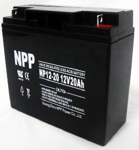 Cheap VRLA Battery 12V20Ah (UL, CE, ISO9001, ISO14001) for sale