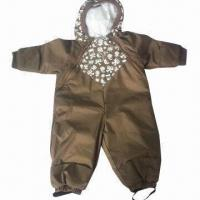 Cheap Children's Overall, Waterproof and Breathable for sale