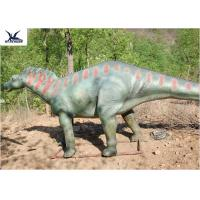 Cheap Customizable Realistic Dinosaur Statues For Water Park / Science Center / Museum Exhibits for sale