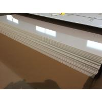 Cheap Ivory White PVC Ceiling Panels Glossy Oil Protecting Plastic Ceiling Tiles 603mm x 1210mm wholesale