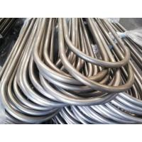 China Light Drawn U Bend Copper Tube Condenser And Heat Exchanger Tube CE Certification on sale
