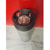 Cheap used/second hand 5gallon ball lock keg , with rubber handle, for home brew for sale