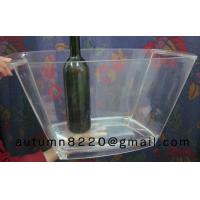 Cheap large stainless steel ice bucket wholesale