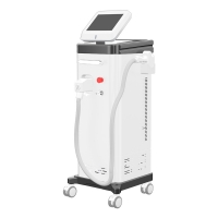 Cheap Newest Diode Laser 808 nm Alma Soprano ICE Diode Laser Hair Removal Machine Price for sale
