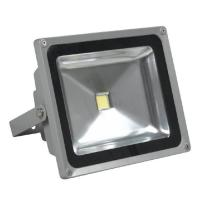 Cheap IP65 Aluminium Die Castings , A380 50W Led Flood Light Housing With Lampholder for sale