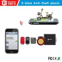 Cheap GPS /GSM Electric Bicycle GPS Tracker RF-V12+, car alarm system with remote engine start , Web software:www.gps123.org for sale