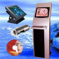 Cheap Multi Function facial skin analyzer machine for Skin Sensitiveness And Age Test for sale