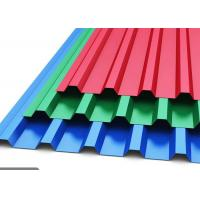 Cheap Building Material Corrugated Iron Sheets for sale