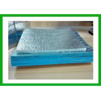 China Energy Saving Aluminum Faced Insulation With Aluminum Foil Heat Shield on sale