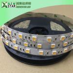 Cheap 2500K 60leds/m white Constant current 300leds 5050smd dc24v LED Strip 12VDC cc 5050 strip light without brightness drop for sale