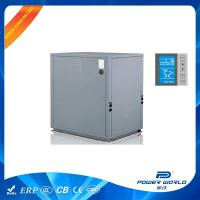 Cheap Most energy efficient residential Water to water , geothermal Heat Pump heating system  10.1kw for sale