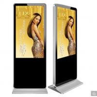 Buy cheap Standee LCD Advertising Display Wifi Digital Signage Horizontal Screens Android TV from wholesalers