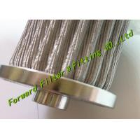 Buy cheap Multilayer Copper / Brass / Mild Steel Wire Mesh Filter High Temperature Resistant from wholesalers