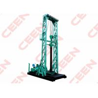 Buy cheap GPS18 Deep core Hydraulic Drilling Rig For high - rise building / harbor from wholesalers