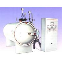 Buy cheap Vacuum Yarn steaming Stenter Machine for twisted silk , cotton yarn or synthetic from wholesalers