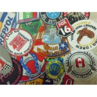 Cheap Embroidered Patches Embroidered DIY Design Name Patch All available Factory Sell for sale