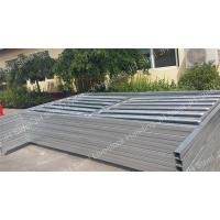 Cheap Heavy Duty Galvanized Cattle Yard Panels Horse Fence For Farm Livestock JH for sale